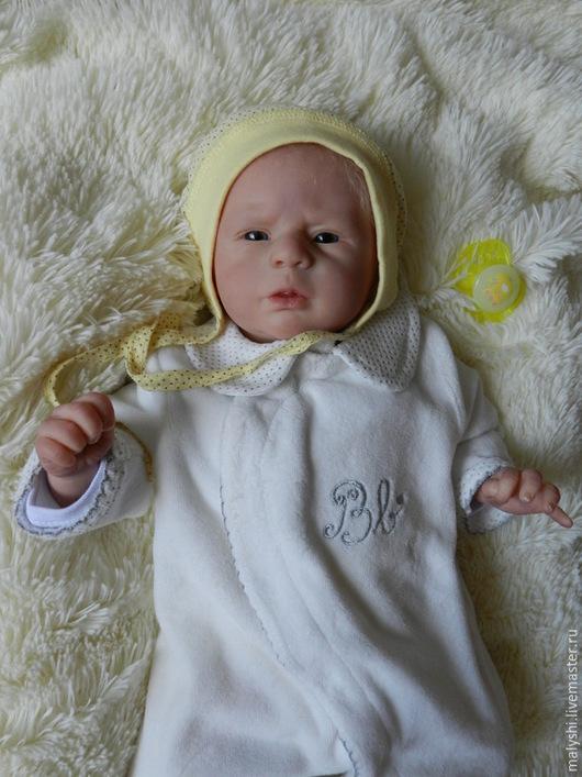 Куклы-младенцы и reborn ручной работы. Ярмарка Мастеров - ручная работа. Купить маленький ангелочек. Handmade. Реборн, кукла