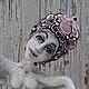 Коллекционные куклы ручной работы. Ярмарка Мастеров - ручная работа. Купить Гамаюн, птица вещая. Handmade. Разноцветный, валяная игрушка