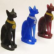 Косметика ручной работы handmade. Livemaster - original item Soap Cat Egyptian. Handmade.