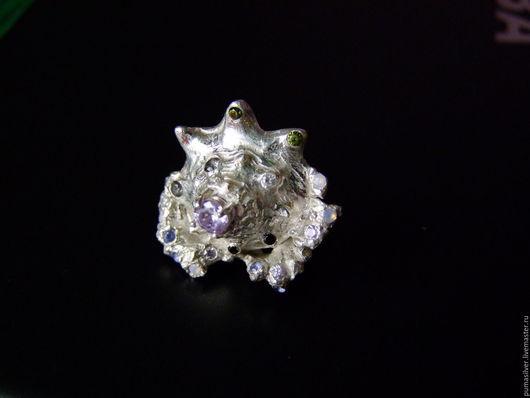 """Кольца ручной работы. Ярмарка Мастеров - ручная работа. Купить Кольцо """"Море"""". Handmade. Кольцо, кольцо из серебра, подарок девушке"""