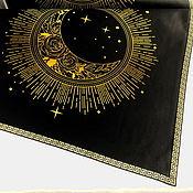 Фен-шуй и эзотерика handmade. Livemaster - original item Table cloth for divination 51h51 cm.