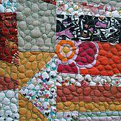 """Для дома и интерьера ручной работы. Ярмарка Мастеров - ручная работа Салфетка  """"Весенняя капель"""". Handmade."""