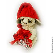 Куклы и игрушки ручной работы. Ярмарка Мастеров - ручная работа овечка Дени. Handmade.