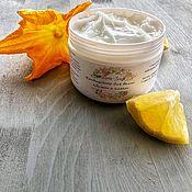 Маски ручной работы. Ярмарка Мастеров - ручная работа «Лимон и иланг» кондиционер для волос. Handmade.