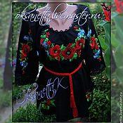 Одежда handmade. Livemaster - original item blouse: Blouse