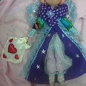 """Мягкие игрушки ручной работы. Ярмарка Мастеров - ручная работа Кукла """"Фея сладких снов"""" ночная. Handmade."""