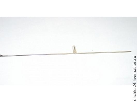 Вязание ручной работы. Ярмарка Мастеров - ручная работа. Купить игла  3 класс. Handmade. Игла сильвер, 4класс, металл