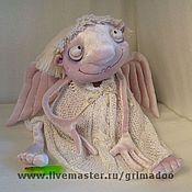 Куклы и игрушки ручной работы. Ярмарка Мастеров - ручная работа Ангел белый. Handmade.