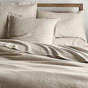 Комплекты постельного белья ручной работы. Ярмарка Мастеров - ручная работа Комплект постельного белья лен. Handmade.