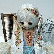 """Куклы и игрушки ручной работы. Ярмарка Мастеров - ручная работа Плюшевая зайка """"Консуэлла"""". Handmade."""
