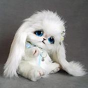 Куклы и игрушки handmade. Livemaster - original item Bunny Face. Handmade.