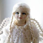 Куклы и игрушки ручной работы. Ярмарка Мастеров - ручная работа Ангел Авторская коллекционная кукла из фарфора. Handmade.