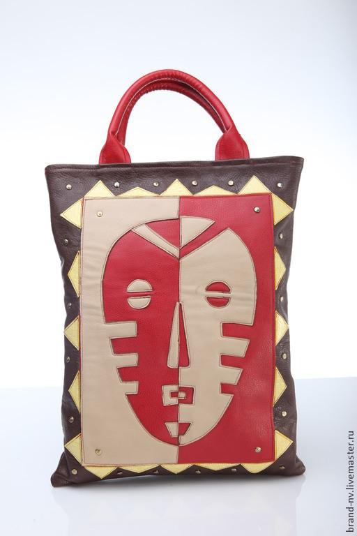 Женские сумки ручной работы. Ярмарка Мастеров - ручная работа. Купить сумка африканская Tote bag  или Shopper bag. Handmade.
