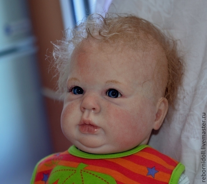 Baby reborn chubby, Reborn, Sevastopol,  Фото №1