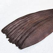 Материалы для творчества ручной работы. Ярмарка Мастеров - ручная работа 50 шт Листья тюльпана коричневые. Handmade.