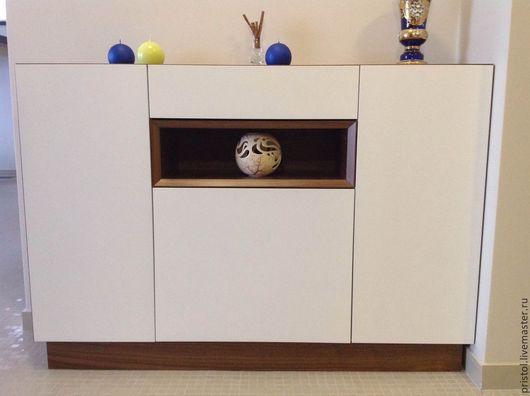 Мебель ручной работы. Ярмарка Мастеров - ручная работа. Купить Мебель в прихожую, тумбочки.. Handmade. Белый, интерьер, эксклюзивная мебель