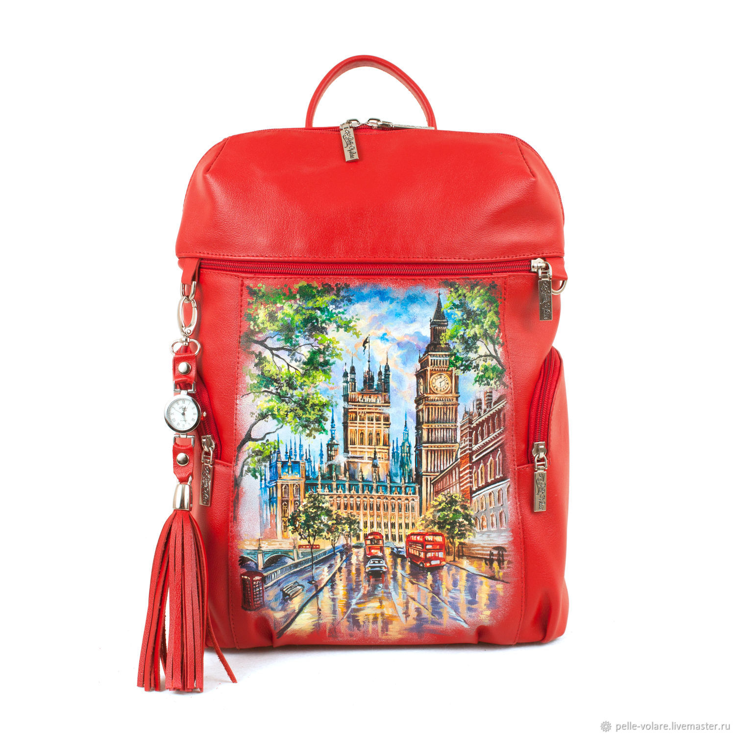 Women's backpack 'London', Backpacks, St. Petersburg,  Фото №1