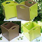 Мебель ручной работы. Ярмарка Мастеров - ручная работа Ящик для игрушек из дерева. Handmade.