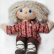 Куклы и игрушки handmade. Livemaster - original item Nafanya. Handmade.