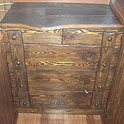 Для дома и интерьера ручной работы. Ярмарка Мастеров - ручная работа Комод деревянный. Handmade.
