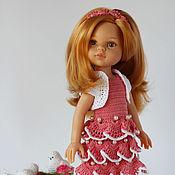"""Куклы и игрушки ручной работы. Ярмарка Мастеров - ручная работа """"Романтика"""" - комплект одежды для куклы. Handmade."""