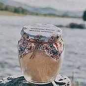 Косметика ручной работы. Ярмарка Мастеров - ручная работа Сухой шампунь-маска «мягкие локаны». Handmade.