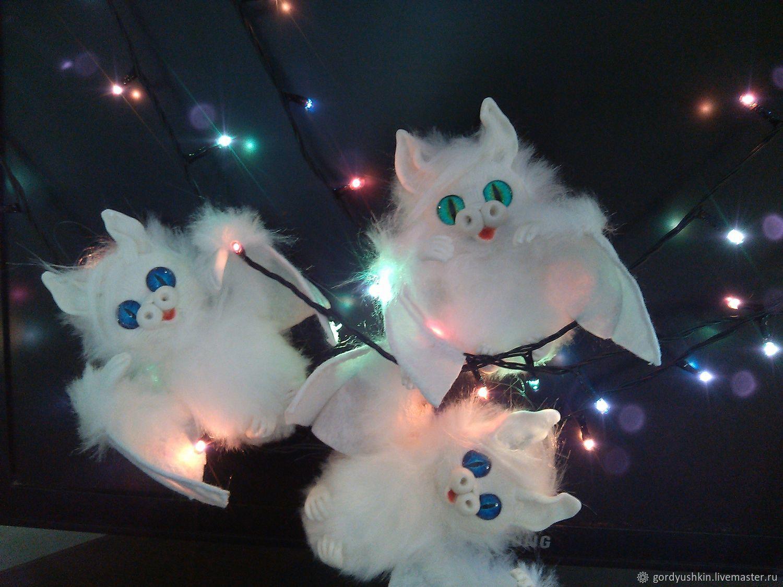 White Bat, Stuffed Toys, Maikop,  Фото №1
