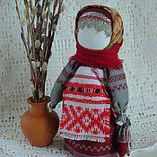 Куклы и игрушки ручной работы. Ярмарка Мастеров - ручная работа Кукла оберег Успешница. Handmade.