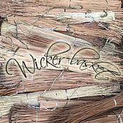 Материалы для творчества ручной работы. Ярмарка Мастеров - ручная работа Прут ивовый (лоза) для плетения 60-80 см., в пучках по 100 шт.. Handmade.