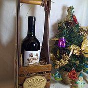 """Короб ручной работы. Ярмарка Мастеров - ручная работа Короб для вина (шампанского) """"Wine"""". Handmade."""