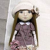 Куклы и игрушки ручной работы. Ярмарка Мастеров - ручная работа Анюта_повтор. Handmade.