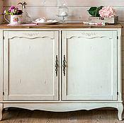 Для дома и интерьера ручной работы. Ярмарка Мастеров - ручная работа Комод Belvedere blanc bonbon. Handmade.