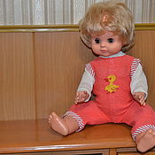 Dolls handmade. Livemaster - original item Dolls and dolls: Doll GDR. Handmade.