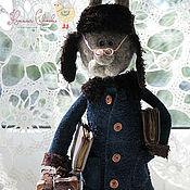 Куклы и игрушки ручной работы. Ярмарка Мастеров - ручная работа Уезжаю.... Handmade.