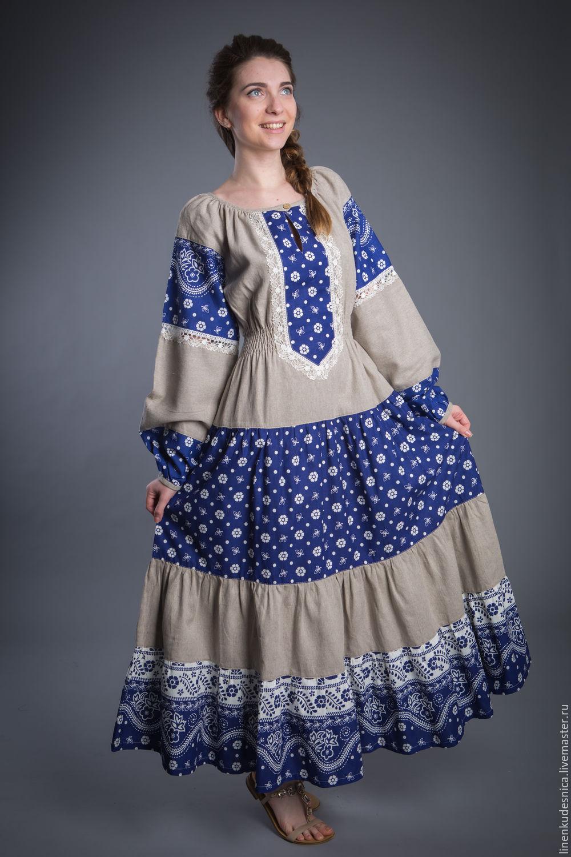 Платье Матрешка, Платья, Кострома,  Фото №1
