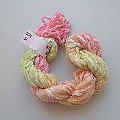 Материалы для творчества handmade. Livemaster - original item Silk chenille (no. №34). Handmade.