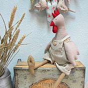 Куклы и игрушки ручной работы. Ярмарка Мастеров - ручная работа Петушок Тильда. Handmade.