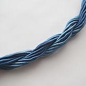 Материалы для творчества handmade. Livemaster - original item Thick viscose cord (no. №02), price per 1 meter. Handmade.