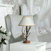 Потолочные и подвесные светильники ручной работы. Ярмарка Мастеров - ручная работа Лампа Уют. Handmade.