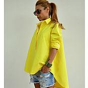 Одежда ручной работы. Ярмарка Мастеров - ручная работа Женская рубашка Sun. Handmade.