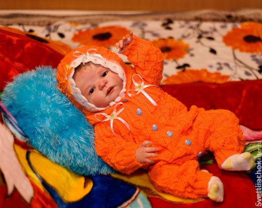 Вязание для новорожденных. Светлана Коршунова, Ярмарка Мастеров.