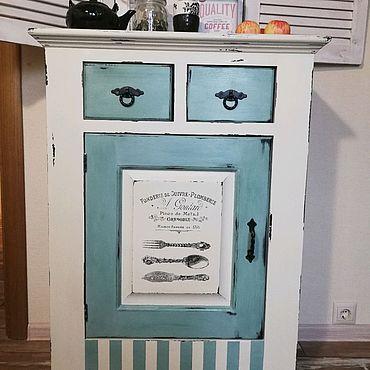Мебель ручной работы. Ярмарка Мастеров - ручная работа Перекраска и декорорование мебели. Handmade.