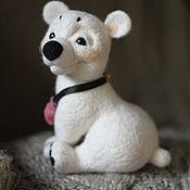 Куклы и игрушки ручной работы. Ярмарка Мастеров - ручная работа Медвежонок Морфей. Handmade.