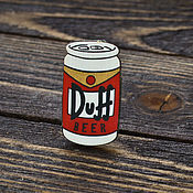 Украшения handmade. Livemaster - original item Wooden icon Duff. Handmade.