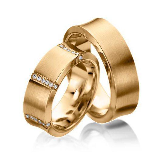 Свадебные украшения ручной работы. Ярмарка Мастеров - ручная работа. Купить Обручальные кольца Monroe 81-004 NEW. Handmade.