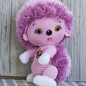 Ежик Звездочка игрушка подарок детям