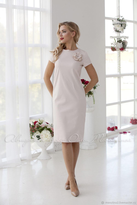 Dress ' Creamy', Dresses, St. Petersburg,  Фото №1