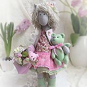 Куклы и игрушки ручной работы. Ярмарка Мастеров - ручная работа Лошадка Марта с медведями. Handmade.