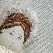 """Куклы и игрушки ручной работы. Ярмарка Мастеров - ручная работа Куколка  """"Романтическая девушка"""". Handmade."""