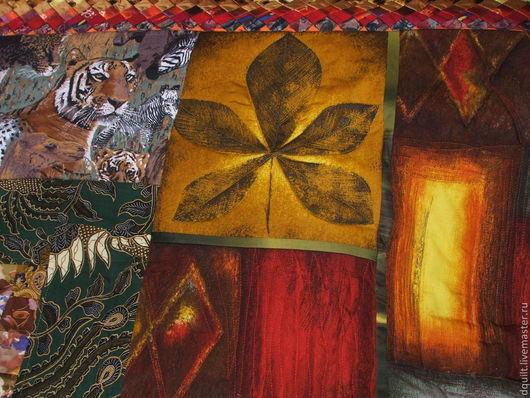 Текстиль, ковры ручной работы. Ярмарка Мастеров - ручная работа. Купить Покрывало Африка. Handmade. Африка, зебра, подарок